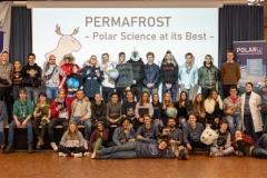 Gruppephoto Permafrost Lycée Mamer 13112019-1