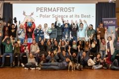 Gruppephoto Permafrost Lycée Mamer 13112019-4