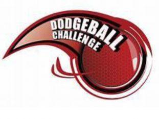 DODGEBALL CHALLENGE Logo