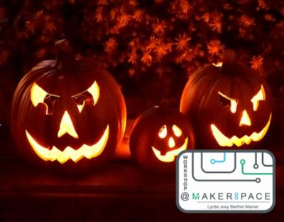 Halloween@makerspace